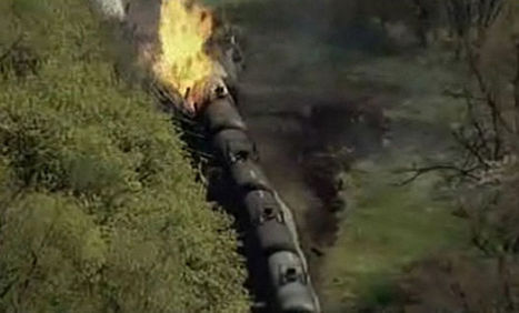 For oil trains crossing Oregon, Washington, state oversight gaps raise questions in wake of accidents | Sustain Our Earth | Scoop.it