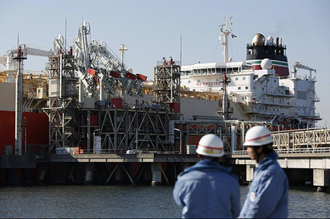 Asia pushes for free - market liquefied natural gas - Christian Science Monitor | Individual Freedom | Scoop.it