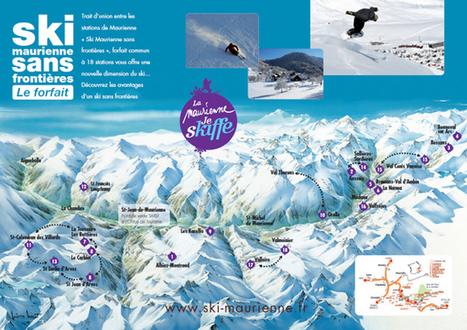 Ski Maurienne Sans Frontières - Maurienne Tourisme - activités culturelles et sportives - bouger en maurienne | Aussois | Scoop.it
