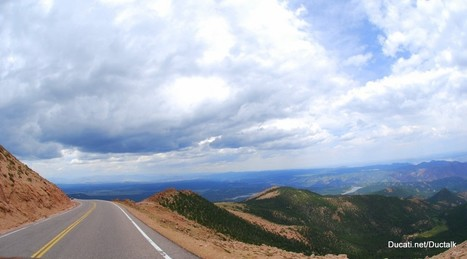 Pikes Peak, Saturday - The Mountain | Desmopro News | Scoop.it