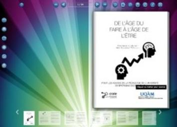 De l'âge du faire àl'âge de l'être.   MOOC Francophone   Scoop.it