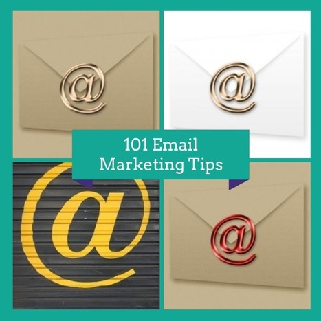 100 Quick Email Marketing Tips | Digital-News on Scoop.it today | Scoop.it