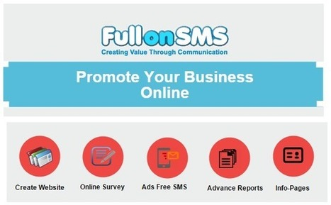 How to Promote Your Business Online and Offline | enterainment with messaging | Scoop.it
