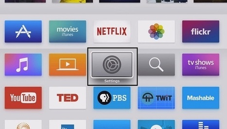 How to turn on Accessibility Shortcut on Apple TV 4 | How to blog,seo,Tips And Tricks,Blogger,Wordpress,Website,Google,Doc | Scoop.it