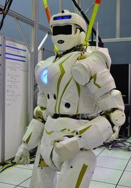 Valkyrie steps forth as DARPA robotics contender | Sustain Our Earth | Scoop.it