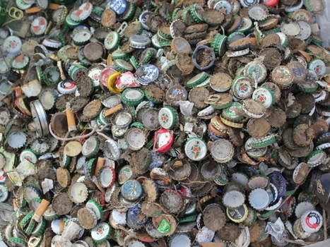 Faire la chasse aux déchets à Paris... pour préserver les océans   Pierre-André Fontaine   Scoop.it