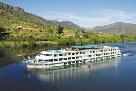 Sailing along Portugal's River Douro was the perfect way to test the cruising water | Creative Portugal | Scoop.it