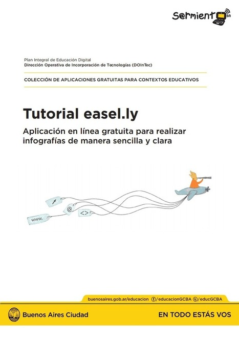 Tutorial Easel.ly.pdf | Herramientas | Scoop.it