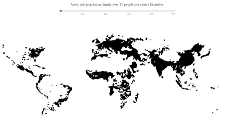 Population Density | Geography resources | Scoop.it