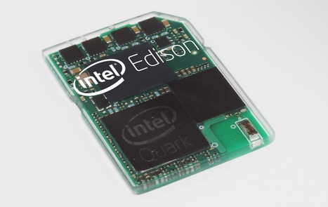 Move over, Raspberry Pi: Intel debuts SD card-sized computer | Raspberry Pi | Scoop.it