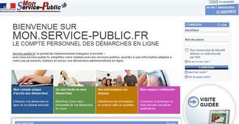 La France 4ème au monde pour l'e-administration | Opendata et collectivités territoriales | Scoop.it