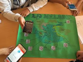 Uso de códigos QR en el aula: estudiamos el medio geográfico de la antigua Grecia   Tic, Educación, Universidad   Scoop.it