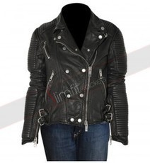 Burberry Prorsum Quilted Ali Larter Jacket | Designers Women Leather Jackets & Pants | Scoop.it