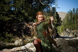 Weekend Box Office: 'The Hobbit: The Desolation Of Smaug' Scores Strong $73m - Forbes | 'The Hobbit' Film | Scoop.it