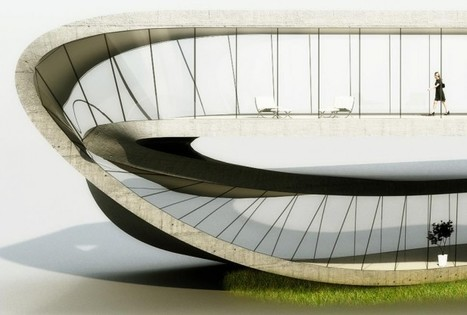 The world's first 3D-printed building will arrive in 2014 | 3D Print Architecture | Scoop.it