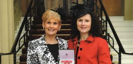 UK NEWS: North East asbestos victim's widow given MBE for charity efforts | Asbestos and Mesothelioma World News | Scoop.it
