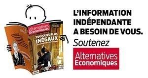 Aidez le magazine Alternatives Economiques : mensuel sur l'actualité économique, l'autre regard sur l'économie et la société | Nouveaux paradigmes | Scoop.it