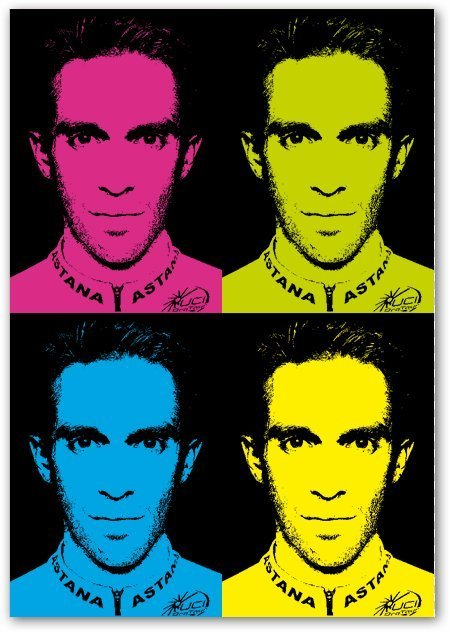 Appliquer un effet Andy Warhol avec photoshop. | Quick-Tutoriel.com | Time to Learn | Scoop.it