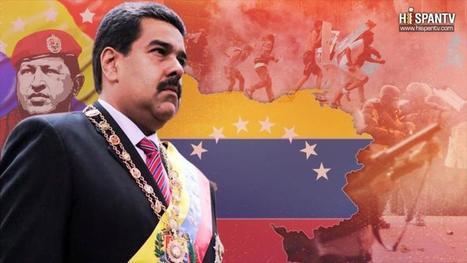 ¿Iría Venezuela hacia una guerra civil con intervención de fuerzas extranjeras? -  - HispanTV.com | Política para Dummies | Scoop.it