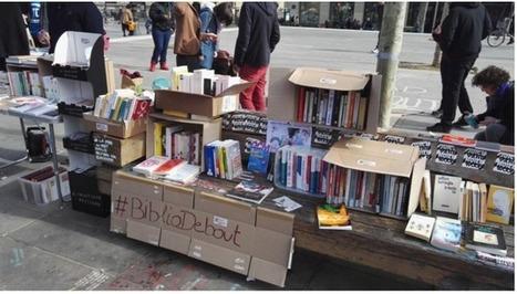 La BiblioDebout est née et a besoin de vous pour continuer à exister ! | Libre de faire, Faire Libre | Scoop.it