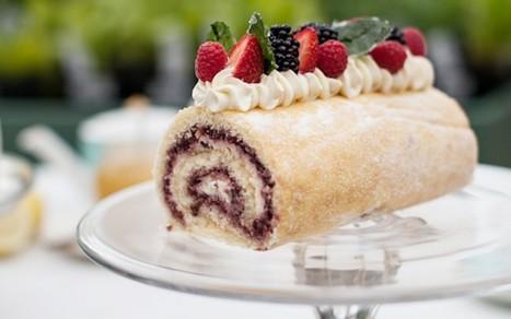 Cake recipes from Fortnum & Mason's Jubilee tea salon - Telegraph.co.uk | Delectable Desserts | Scoop.it