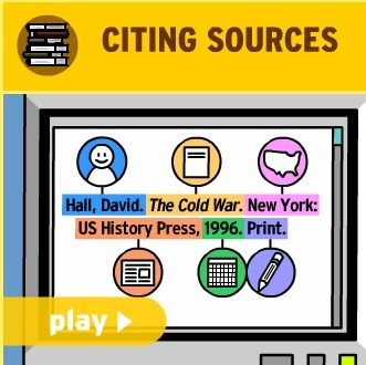 BrainPOP | English | Learn about Citing Sources | Plagiarism and Academic Integrity | Scoop.it