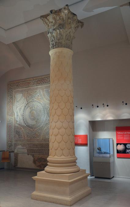 7 Roman wonders from the Corinium Museum in Cirencester (UK) | LVDVS CHIRONIS 3.0 | Scoop.it