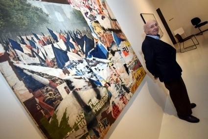 L'art contemporain à travers le regard de 50 artistes | L'info tourisme en Aveyron | Scoop.it