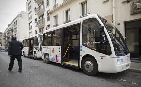 Paris: L'hégémonie de la RATP mise à mal par des bus électriques | Transport | Scoop.it