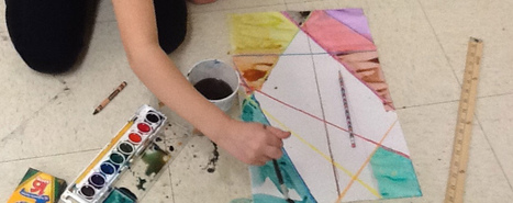 Achieving UDL:  Arts, Technology & Geometry | Universal Design for Learning and Curriculum | Scoop.it