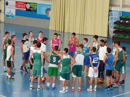 Cuarta concentración previa de las Selecciones Andaluzas Cadete masculina y femenina 13 - 14 - Federación Andaluza de Baloncesto | Basket-2 | Scoop.it
