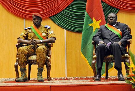 Burkina Faso : le président et le premier ministre retenus par des militaires   News in the French class   Scoop.it