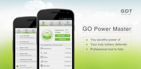 Free Download GO Power Master Premium APk v 3.0 : Android Center | .APK | Android APK Download | Scoop.it