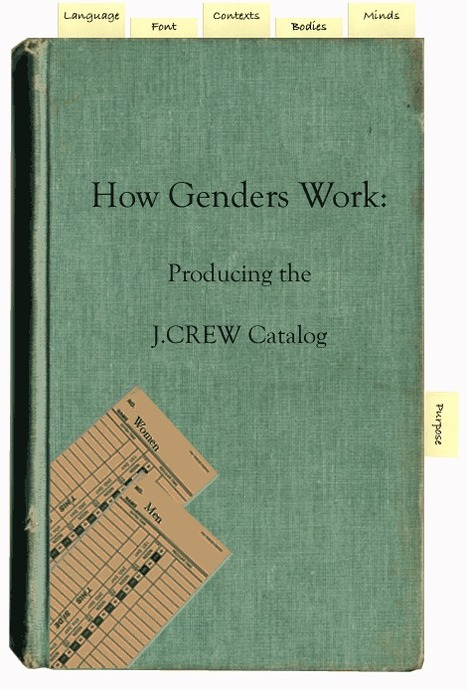 How Genders Work: Producing the J.CREW Catalog | Rhetoric and Remix | Scoop.it