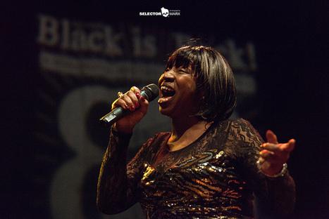 Ann Sexton / Black is Back Weekend   Black Is Back   Scoop.it