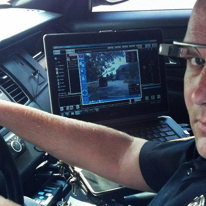 Bans on Driving with Google Glass Won't Apply to Police   ideaBOOST Mind Pirate: Wearable Technology   Scoop.it