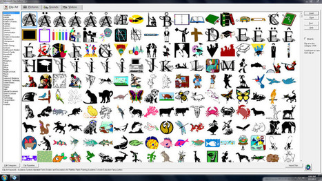 Microsoft Clip Art has finally got a proper makeover | Jewish Education Around the World | Scoop.it