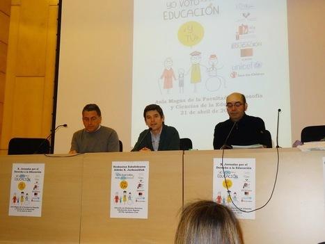 X. Jornadas por el Derecho a la Educación. Resumen de la Jornada ~ #PedaLógica por @alaznegonzalez | Pedalogica: educación y TIC | Scoop.it