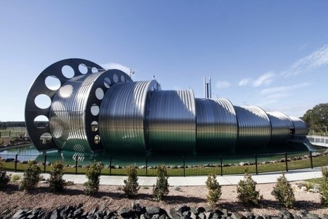 Gippsland Water Factory Vortex Centre by DesignInc | The Architecture of the City | Scoop.it