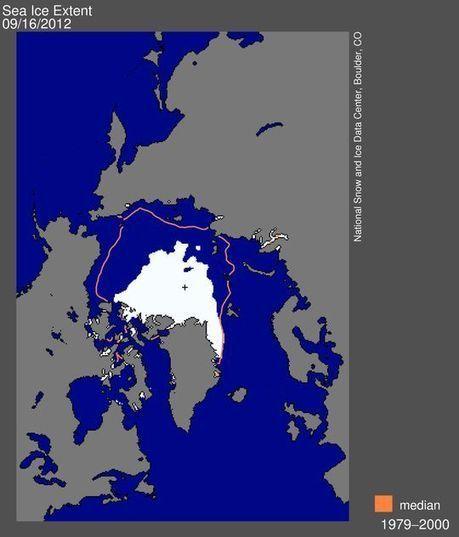 La banquise arctique pourrait complètement disparaître d'ici à quatre ans   Jean-Christophe   Scoop.it
