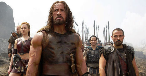 «Hercule»: un péplum bodybuildé avec Dwayne Johnson | Bibliothèque des sciences de l'Antiquité | Scoop.it