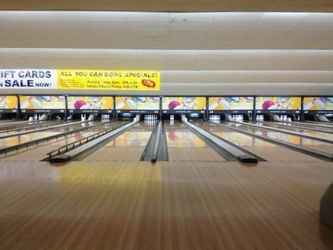 The 8 Best Bowling Alleys In NYC - Gothamist   MyCoopNYC   Scoop.it