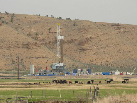 #Fracking Chemicals Can Cause Endocrine Disruption and Illness, Says Study | ecology and economic | Scoop.it