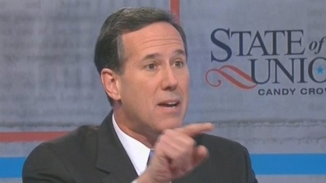 Santorum: Denying women birth control coverage is a First Amendment right | Daily Crew | Scoop.it