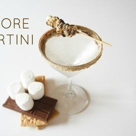 S'MORE MARTINI | rv news | Scoop.it