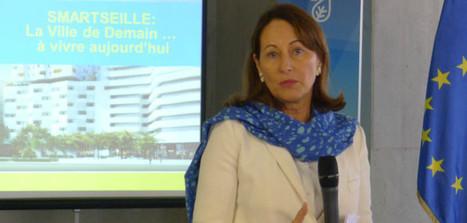 [En images] Ségolène Royal à Smartseille : « ll faudra aussi planter des arbres ! » - GoMet' | Nature en Ville | Scoop.it
