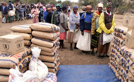 White House Seeks to Change International Food Aid | Food and Nutrition | Scoop.it