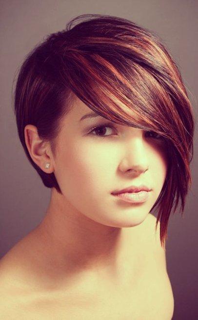 Lovely Hair Color for Short Hair   Cara Cepat Hamil   Scoop.it