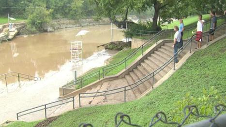 Floods damage Austin parks and trails - KVUE   natural disaster   Scoop.it
