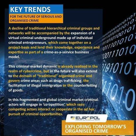 EU Crime Alert :   Europol on Twitter   Criminology and Economic Theory   Scoop.it